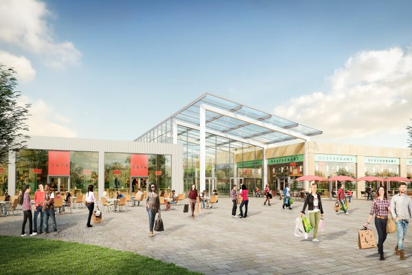 For Lease: Billund Outlet, Denmark