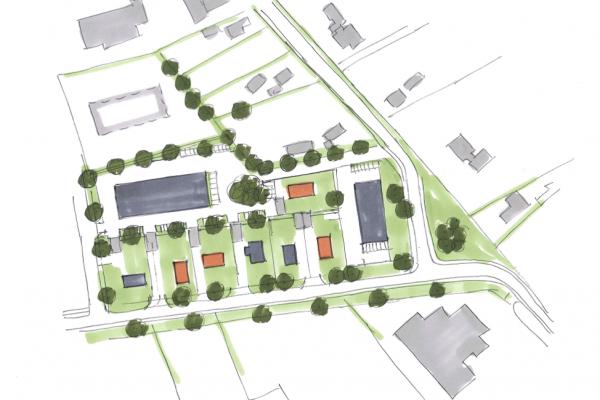 Residential Development:Voorthuizen