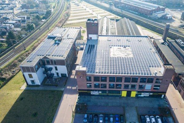 Redevelopment Industrial Heritage